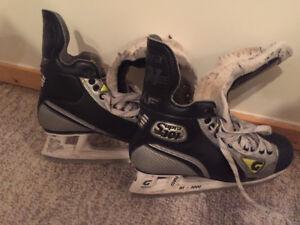 GRAF Supra 301 Hockey Skates.