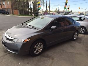 2009 Honda Civic - Low Kms - Snow Tires included