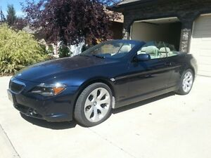 2006 BMW 650i Convertible - $25,000  - Estate sale