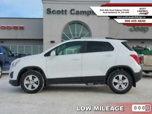 2016 Chevrolet Trax LT  Like New Condition