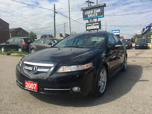 *CERTIFIED*2YRS WARRANTY*2007 Acura TL Sedan