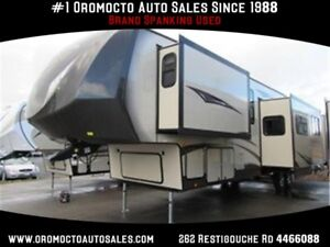 2015 Forest River Wildwood Heritage Glen 366BH