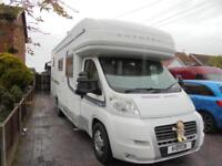 AUTOTRAIL CHEYENNE 696G, 4 BERTH, FIXED BED, LARGE GARAGE