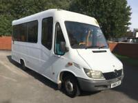 Mercedes-Benz SPRINTER 413 CDI. READY FOR EXPORT. EATERY/CAMPER CONVERSION