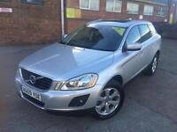Volvo XC60 2.4 AWD ( 205ps ) Geartronic D5 SE Lux Silver