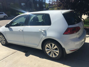2015 VW Golf TSI Hatchback  (Comfort Line) - $15,000
