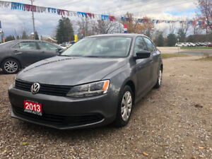 2013 VOLKSWAGEN JETTA CERTIFIED AND ETESTED