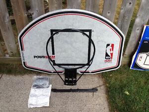 New basketball board Peterborough Peterborough Area image 1