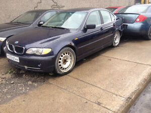 2003 BMW 3-Series 330xi Berline