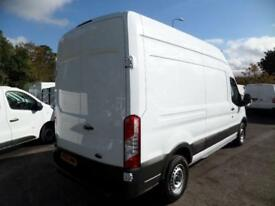 Ford Transit 2.2 Tdci 125Ps H3 Van DIESEL MANUAL WHITE (2015)