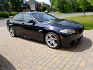 BMW 535 M SPORT + EXECUTIVE PACKAGE