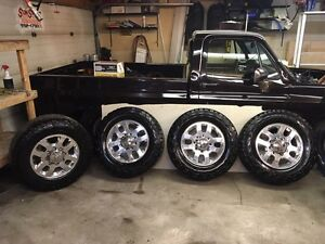 "2011+  18"" rims and tires Strathcona County Edmonton Area image 3"