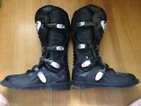 Thor t30 boots, worn 10 times