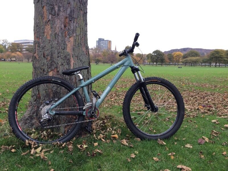 Giant Stp Dirt Jump Mountain Bike In Marchmont Edinburgh Gumtree