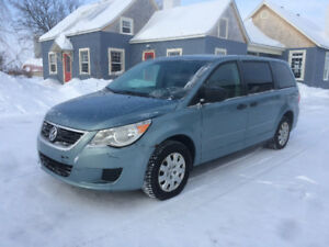 Volkswagen Routan 2009 , liquidation faite vite , Grand Caravan