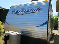 **Reduced**  2014 Keystone Springdale 282 BHSS