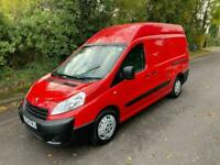 2014 PEUGEOT EXPERT 2.0 (130) HDI LWB HIGH ROOF / NO VAT TO PAY