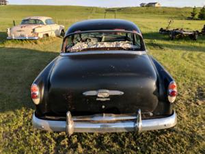 1953 Chevrolet cars