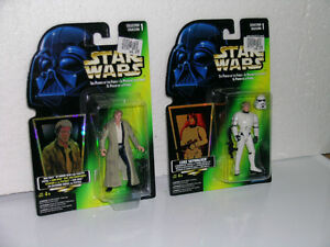 Star Wars Red Card Power of the Force figures Kitchener / Waterloo Kitchener Area image 10
