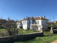 REFURBISHED HOUSE WITH PRIVATE PLOT OF LAND FOR SALE IN BULGARIA. PAYMENT PLAN OPTION AVAILABLE.