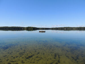 Cabin available on Trout Lake North of Kenora Ontario