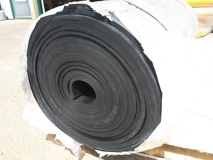 """1/2"""" roll of rubber"""