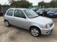 NISSAN MICRA 2003 1.0 3DR MY S PETROL - CVT - LOW MILE - 1 PRV OWNER - LONG MOT