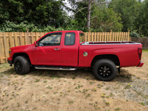 2009 Chevrolet Colorado ext cab 4x4 automatic