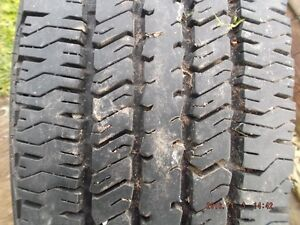 Near new tire for sale