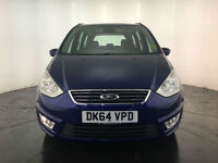 2014 64 FORD GALAXY ZETEC TDCI DIESEL 7 SEATER 1 OWNER FINANCE PX WELCOME
