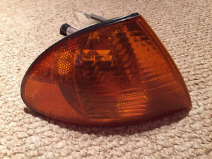 Genuine BMW E46 front right corner light