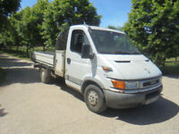 Iveco Daily dropside sold as seen no mot part ex to clear