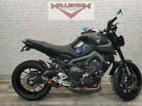2019 (19) YAMAHA MT-09 ABS FINISHED IN BLACK WITH ONLY 3698 MILES