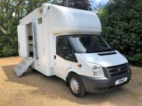 2008 58 FORD TRANSIT T350 TDCI 115PS * MOBILE EXHIBITION UNIT * 5460 MIL