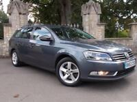 2013 Volkswagen Passat 2.0 TDI Bluemotion Tech S 5dr 5 door Estate