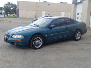 1999 Chrysler Sebring Coupe (2 door)
