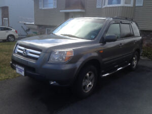 2008 VTM-4 and VSA HONDA PILOT WITH NEW INSPECTION