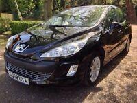 Peugeot 308 1.6 THP SE 5dr HPI CLEAR