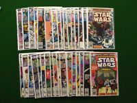 Star Wars Lot - Marvel 1977 Series