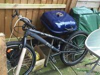 Saracen flea 3 trials bike