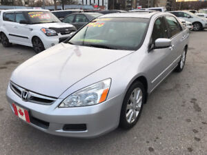 2006 Honda Accord EXL SEDAN..LOADED....MINT COND...REALLY NICE