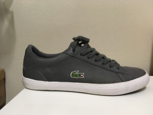 Lot chaussures lacoste