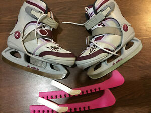 Patin fille ajustable