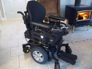 Q6 Edge 2.0 Chaise roulante électrique iLevel*LIVRAISON INCLUS*7