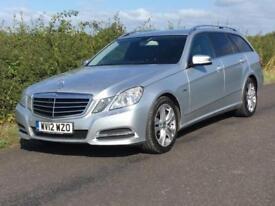 2012 Mercedes-Benz E220 CDI Blue Efficiency Executive SE 7 Seater Estate