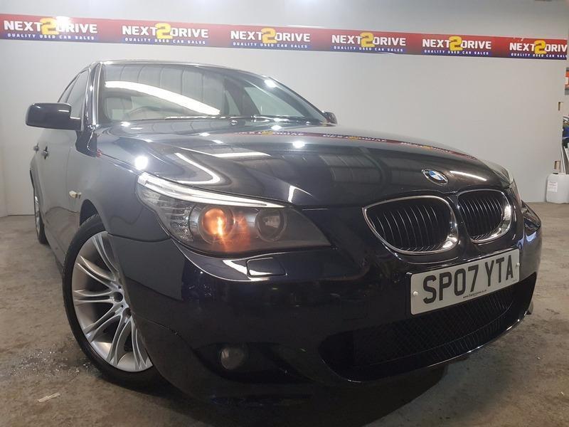 BMW 520D 520d M SPORT