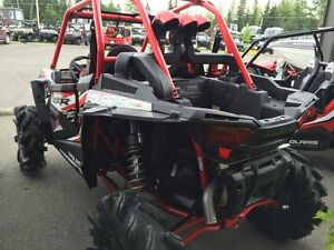 2016 Polaris RZR XP 1000 EPS High Lifter Edition Titanium Matte  Prince George British Columbia image 5