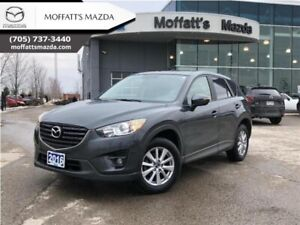 2016 Mazda CX-5 GS  - Navigation -  Sunroof - $140.02 B/W
