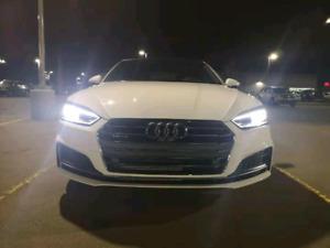 2018 Audi A5 Coupe Tech