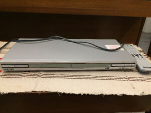 Sony DVD player in mint condition